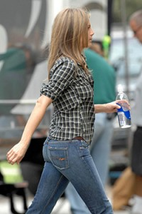 aniston ass in jeans